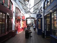Inside the Clocktower Mall, Royal Naval Dockyard