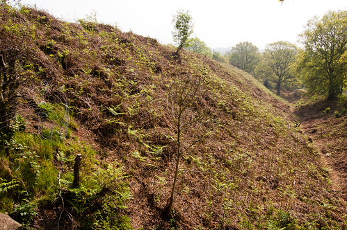Kinver hill fort