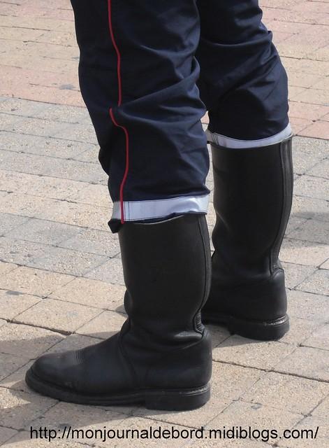 Pompier bottes 01