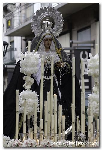 Procesión del Santo Entierro, Zaragoza 2011