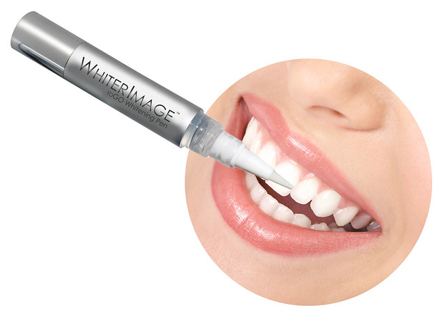 Whiter Image Pen in Use