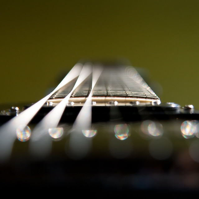 More Close-Up Guitar Goodness