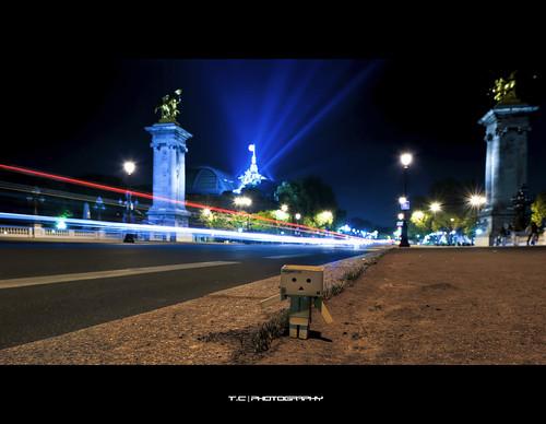 Hitchhiking in Paris