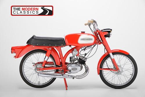 1966 Harley-Davidson M-50 Sport