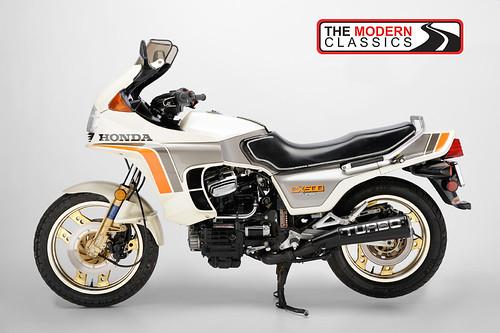 1982 Honda CX500 Turbo (HJ)