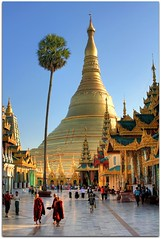 Spiritual Wonder of the World | Shwedagon Paya (Pagoda) | Yangon