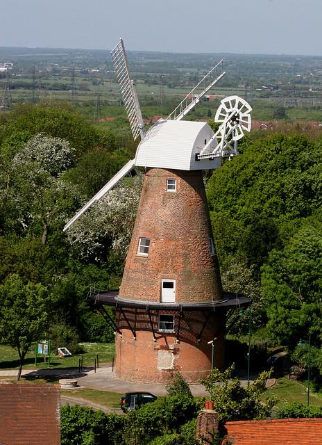Rayleigh Windmill