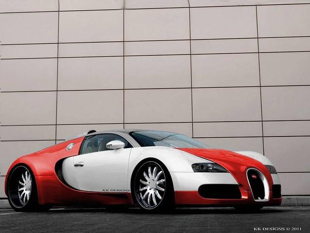 bugatti veyron kk edition flickr photo sharing. Black Bedroom Furniture Sets. Home Design Ideas