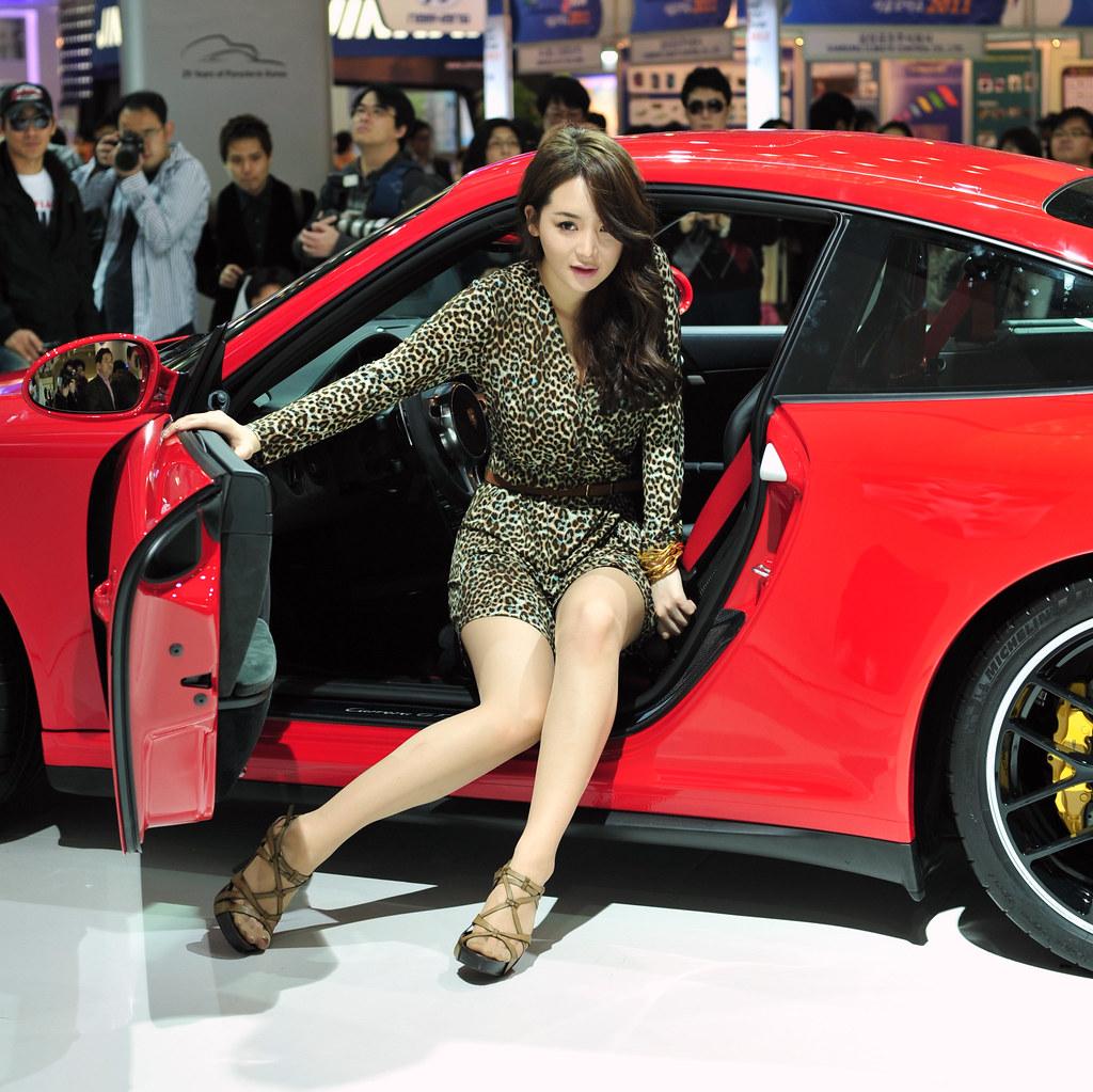 Girl Car Show Models