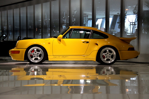 Porsche Museum Stuttgart 964 Turbo S by T570-Photography