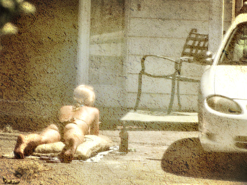 voyeur heat maltliquor tanning sunbather asphalt4feetfromthestreet