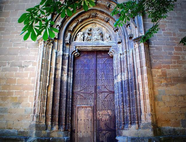 Puertas De Baño San Jose:Puerta de San Jose-Pamplona