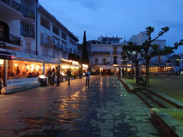 Plaza Cadaques