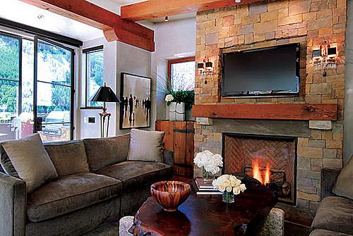 Luxury Penthouse rental in downtown Telluride Colorado [05]