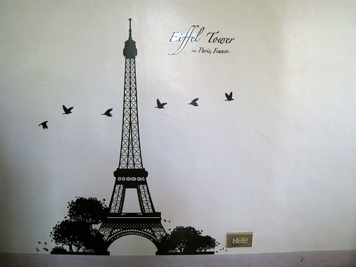 Eiffel Tower Stickers For Walls Kamos Sticker