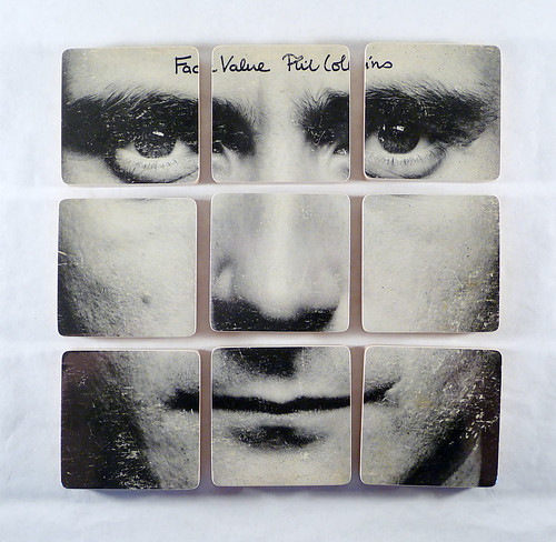 Phil Collins, Face Value Album Cover Coasters