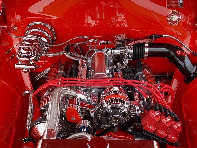 Chromed Up V6