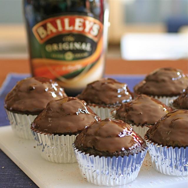 Irish Coffee Cupcakes | Flickr - Photo Sharing!