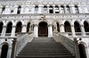 Enter The Doge's Palace