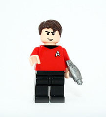 Classic Star Trek Red Shirt