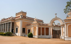 One of the restored palaces