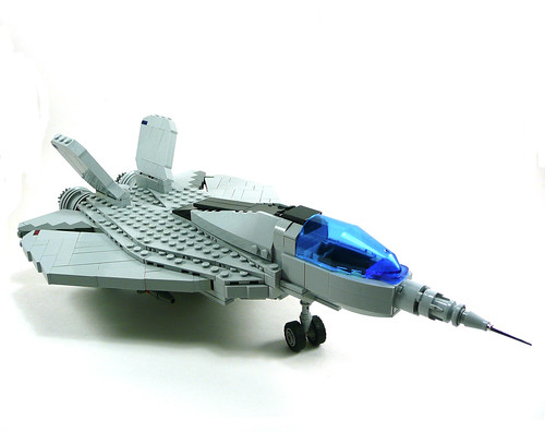 F-51 Low Orbit Fighter.