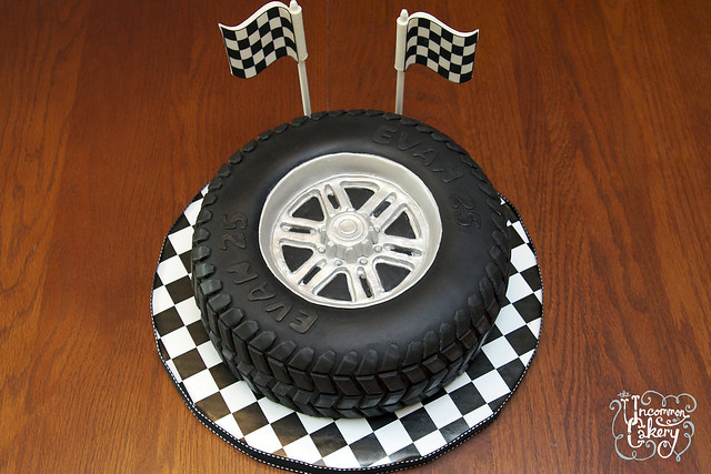 Racing Car Cake Tin
