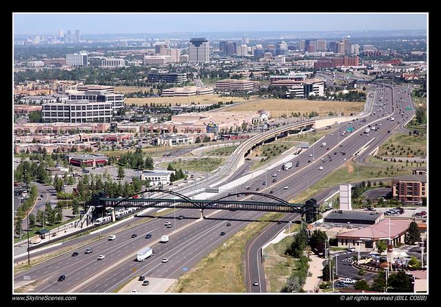 Interstate 25 Corridor In Lone Tree Co Flickr Photo