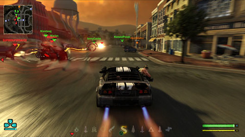 Twisted Metal Multiplayer Guide