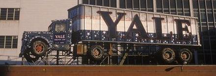 Yale Transport Corp. Truck Sign -- 12th Ave and 40th ...