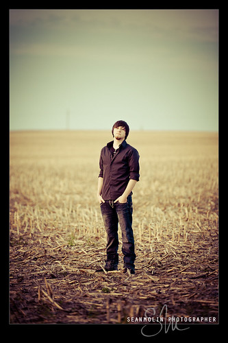 boy portrait man blur male senior outdoors cornfield dof bokeh horizon indiana naturallight compression april seniorpictures seniorportraits 200mm highschoolsenior classof2011 nikond700 nikon70200mmf28vrii nikonafsnikkor70200mmf28vrii dougbuhrmester