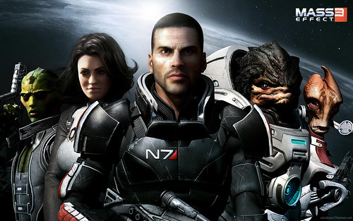 Mass Effect 3 Classes Guide - Weapons, Abilities And Multiplayer