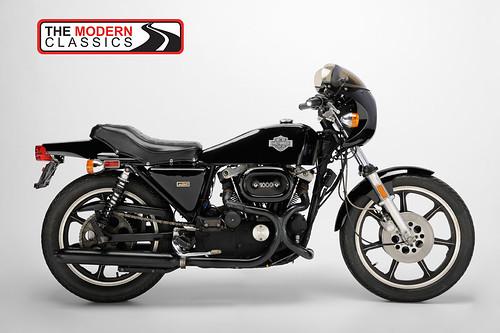 1977 Harley-Davidson XLCR 1000