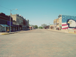florence KS downtown