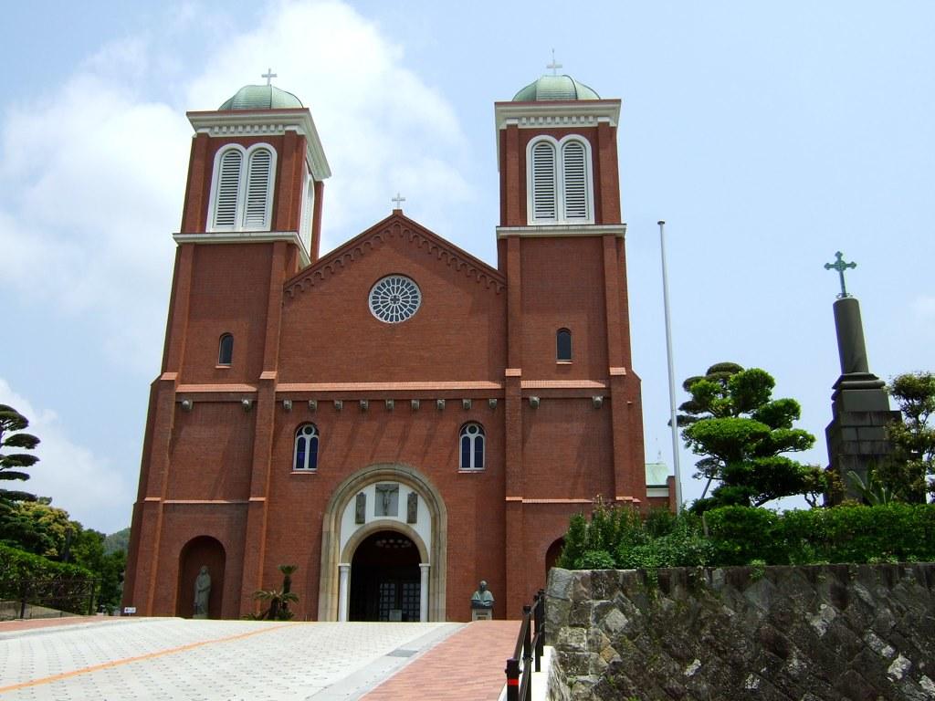 Photo:Urakami Cathedral, Nagasaki By:southtopia