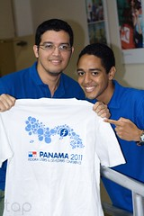 FUDcon Panamá T-shirt