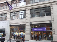 NYU bookstore