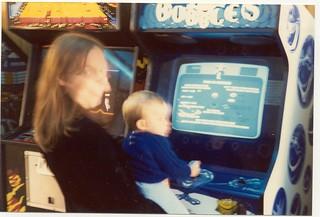 My Early Arcade Trip 3