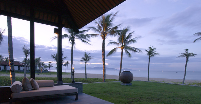 The Nam Hai Villa Outdoor Terrace2