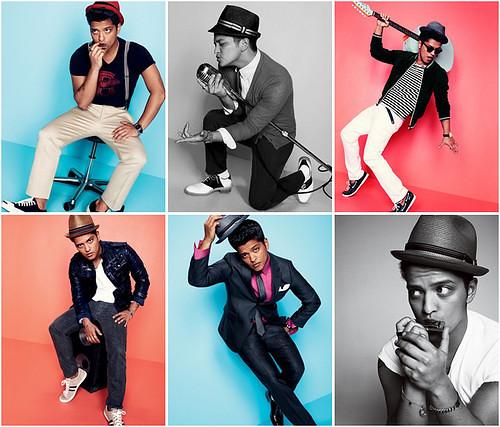 My Idol  Bruno Mars