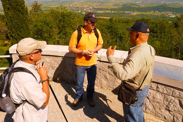 Staff Ride focuses on World War I