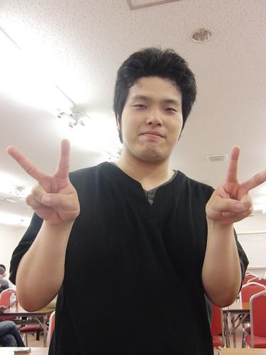 GPC Hiroshima #7 Champion : Hagiwara Noriyuki