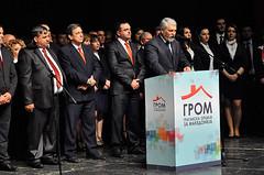 Кликни за фотогалерија - Претставени кандидатите за пратеници од коалицијата ГРОМ