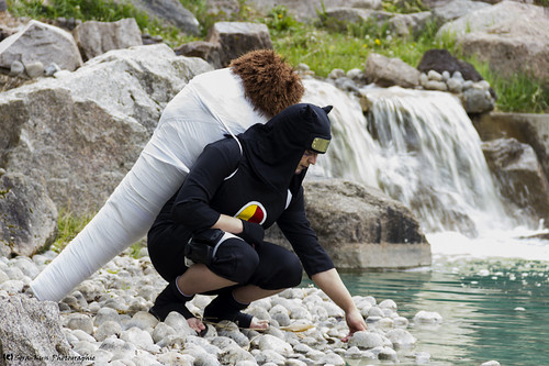 Kankuro cosplay