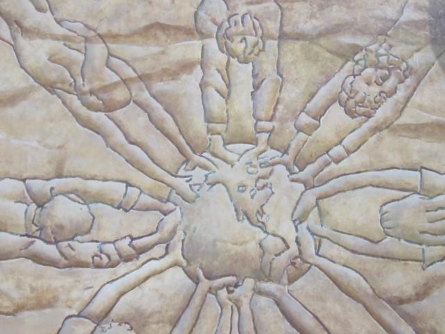 Unity Mural In Hayward Flickr Photo Sharing
