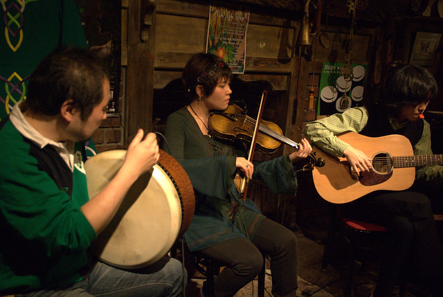 St Pat Day session 2011 at The Roundstone. 468
