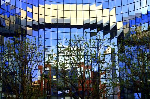 Mosaics and reflections