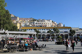 Grand Casemates Square, Gibraltar -  kjelljoran / Flickr