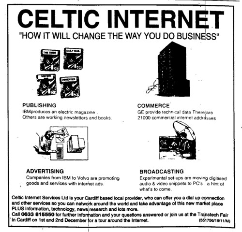 Celtic Internet