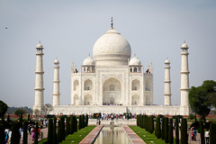 Feel the power of love at Taj Mahal - Things to do in Agra